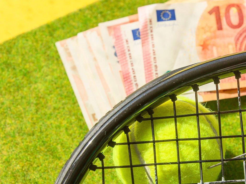 Tennis profitable betting