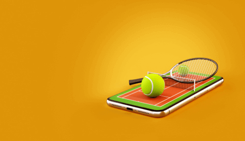 Tennis at bookmakers