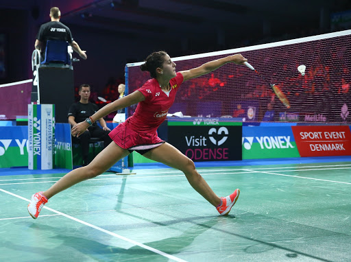 Betting on badminton at bookmakers